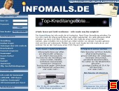 Screenshot Info-Mails.de